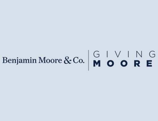 Benjamin Moore & Co Foundation Logo