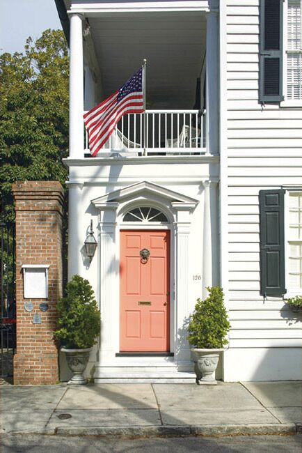 Front Entrance Ideas front entrance paint ideas and inspiration | benjamin moore