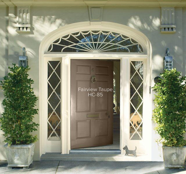 & Front Entrance Paint Ideas and Inspiration | Benjamin Moore pezcame.com