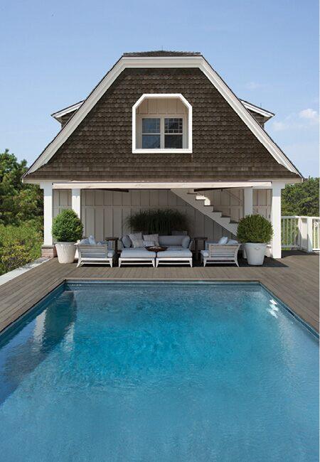 Porch Patio Pool Deck Paint Color Ideas Benjamin Moore