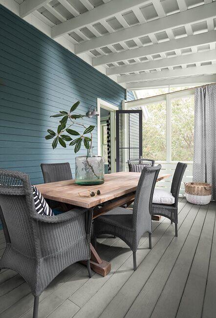 porch patio pool deck paint color