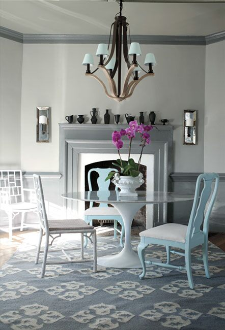 Dining Room Color Ideas Inspiration Benjamin Moore