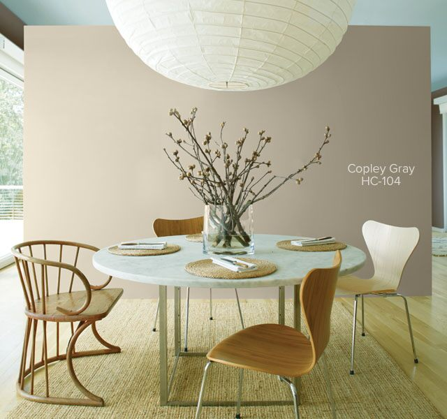 Dining Room Ideas & Inspiration | Benjamin Moore