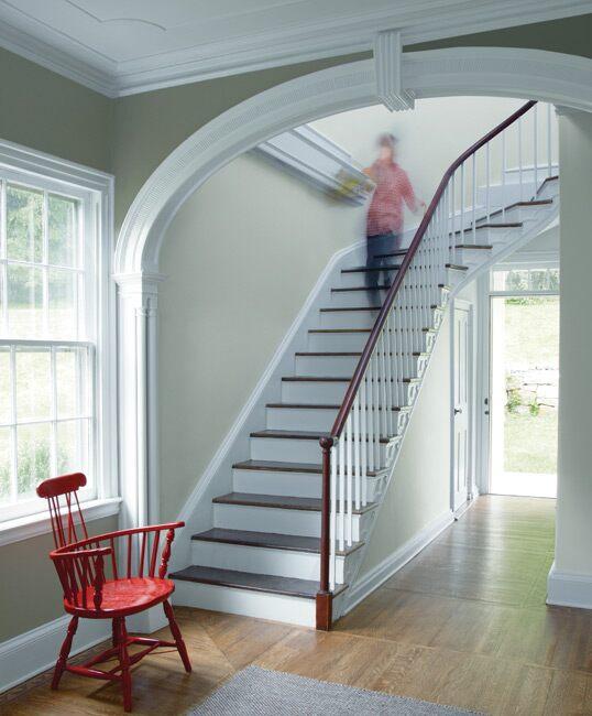 Entryway Color Ideas Inspiration Benjamin Moore