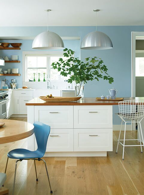 Pleasant Kitchen Cabinet Color Ideas Inspiration Benjamin Moore Home Interior And Landscaping Mentranervesignezvosmurscom