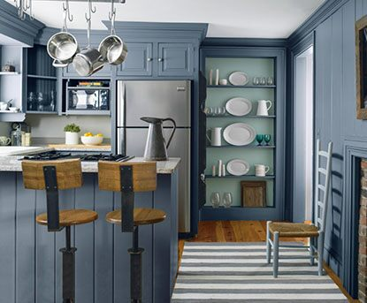 Kitchen Color Ideas Inspiration Benjamin Moore