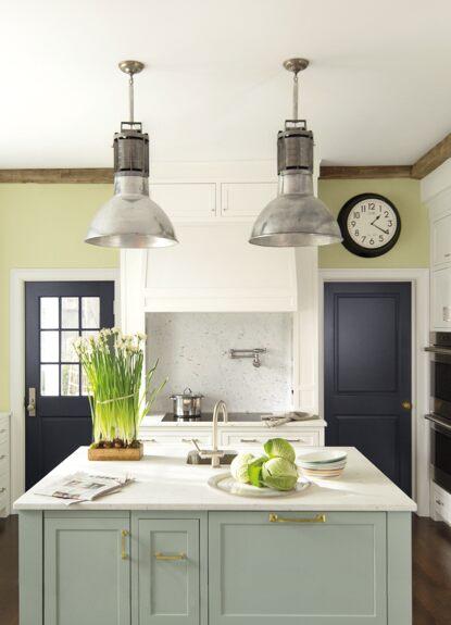 Kitchen Color Ideas Inspiration Benjamin Moore