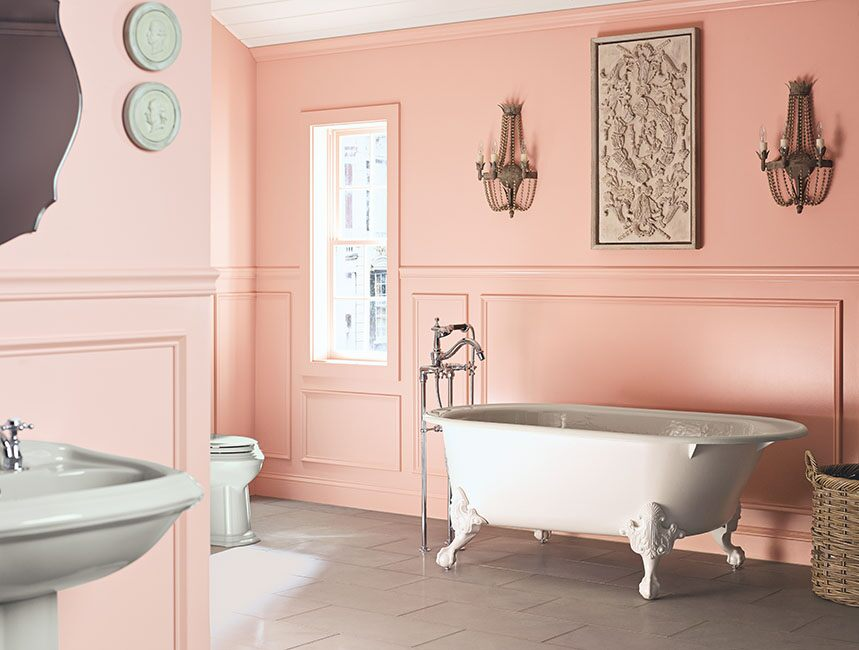 Kitchen and Bath Ideas from Kohler | Benjamin Moore