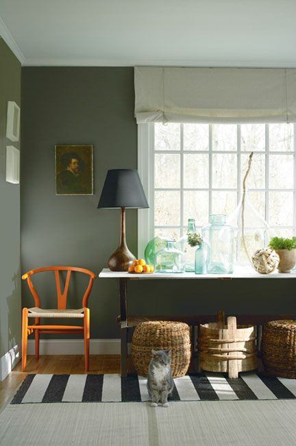 Living Room Color Ideas & Inspiration | Benjamin Moore