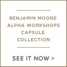 Benjamin Moore and The Alpha Workshops Wallpaper Capsule Collection