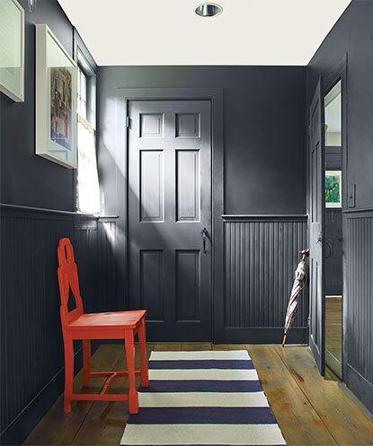 Black Paint Ideas Benjamin Moore