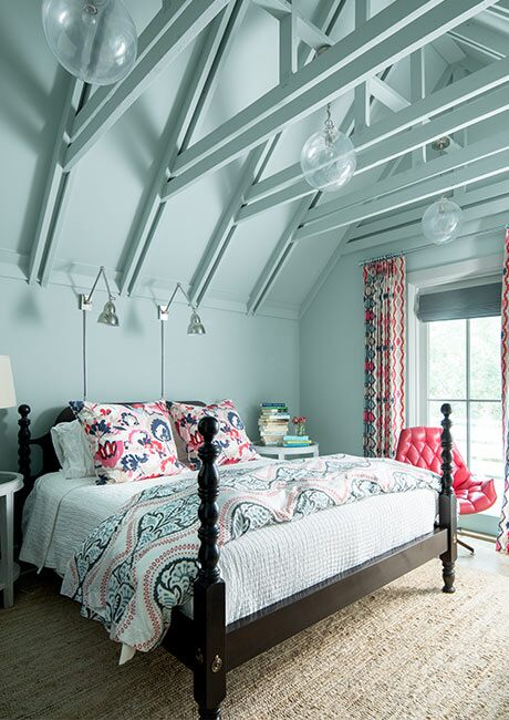 Blue Paint Ideas | Benjamin Moore