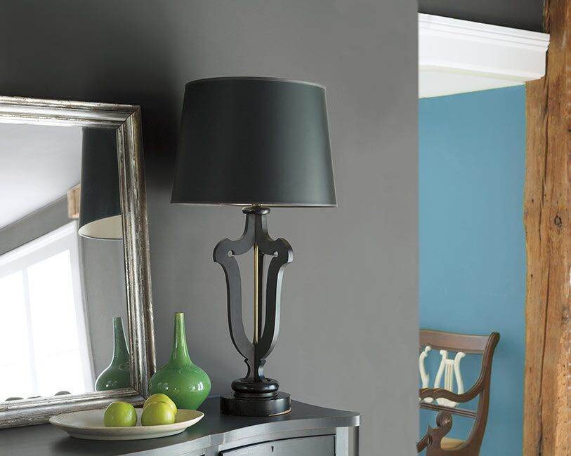 Awesome Gray Paint Ideas Benjamin Moore Interior Design Ideas Inamawefileorg