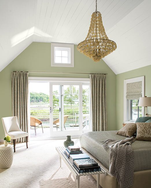 Green Paint Ideas | Benjamin Moore