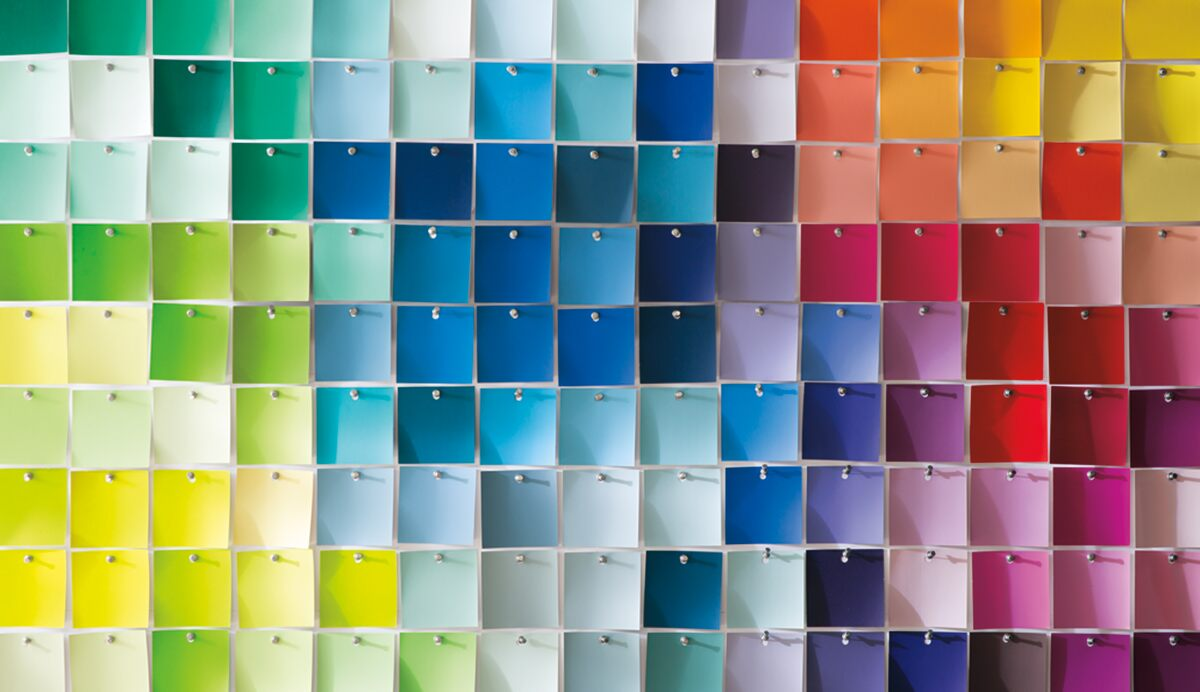 The Colour Handbook - A Guide to Selecting Colour