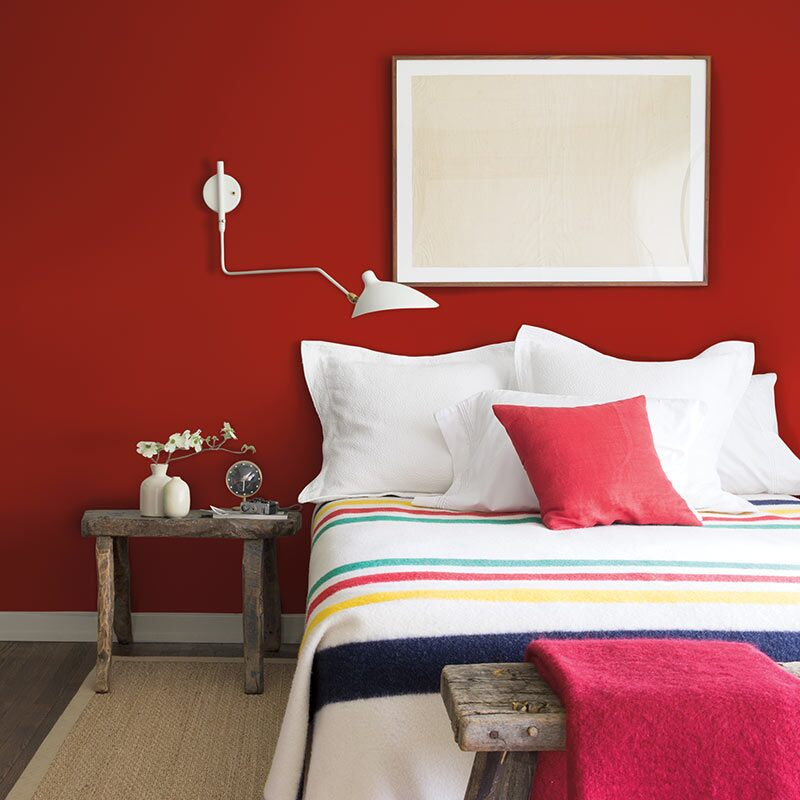 Bedrooms Colors Design bedrooms colors inspirational best 25 master bedroom color ideas 2018 Color Trends Caliente Af 290 Benjamin Moore