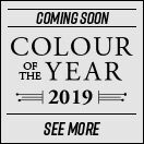 COMING SOON: Colour of the Year & Colour Trends 2019