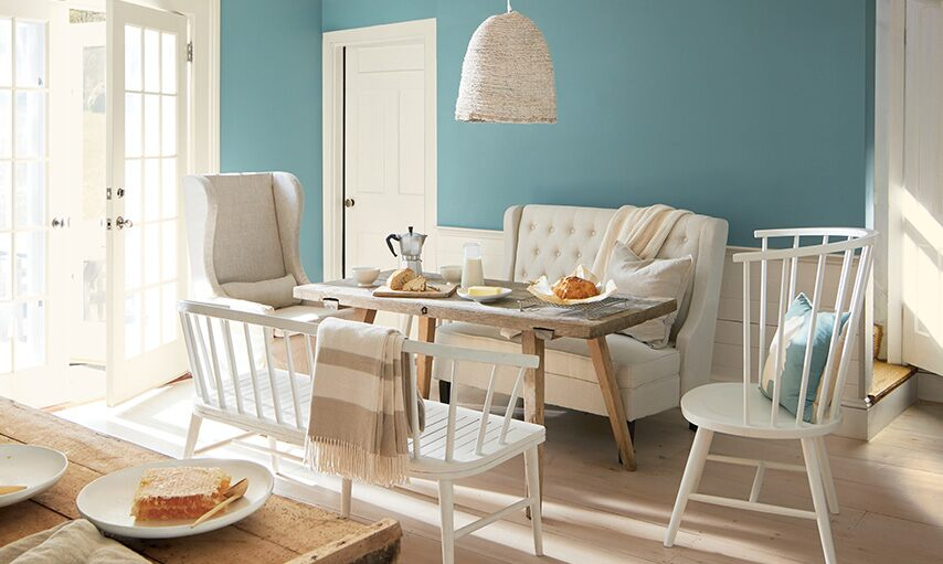 Color Trends Color Of The Year 2021 Aegean Teal 2136 40 Benjamin Moore