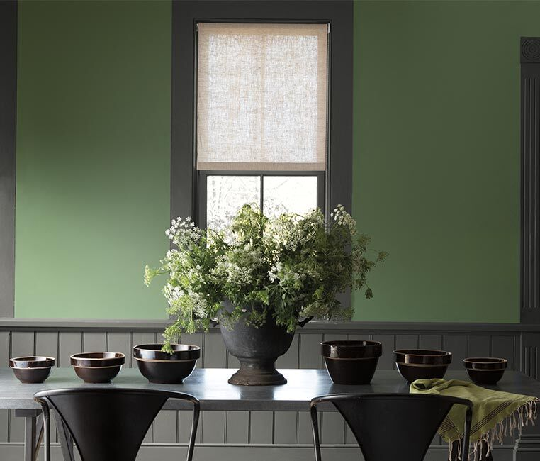 About The Williamsburg Paint Color Collection Benjamin Moore