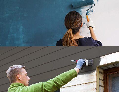 Waterborne Ceiling Paint