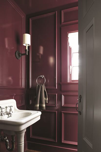 How To Choose A Paint Finish Benjamin Moore