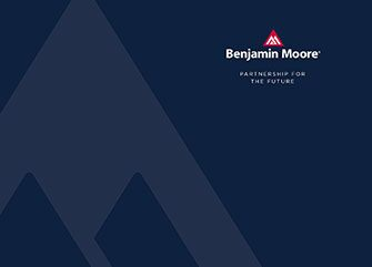 Benjamin Moore New Entrepreneurship Program Brochure
