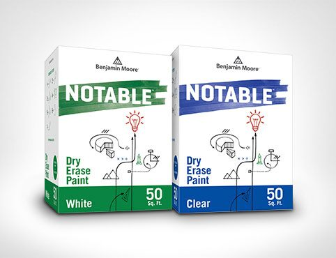 Notable™ Dry Erase Paint