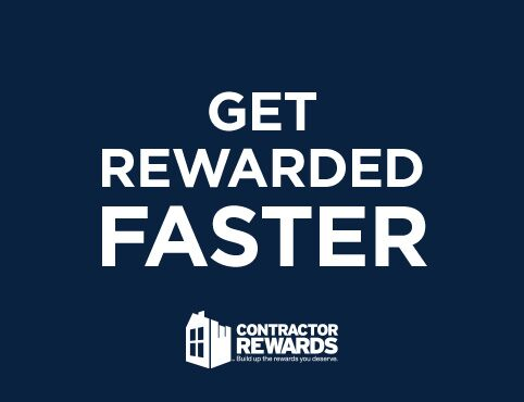 GET REWARDED FASTER