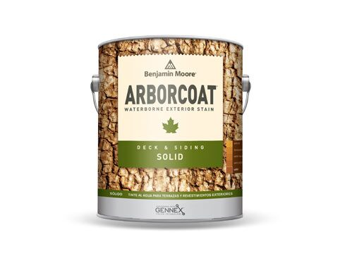 ARBORCOAT® Exterior Stain paint can
