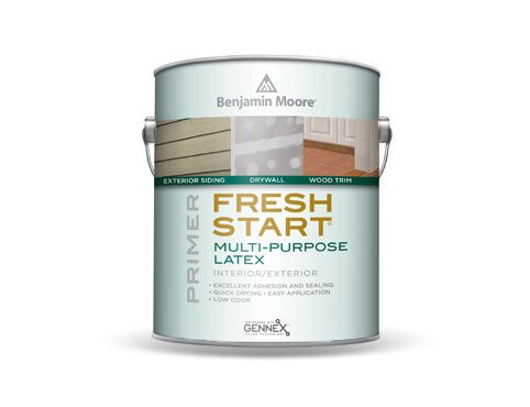 Fresh Start® Premium Interior Primer paint can