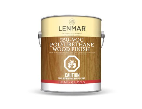 Lenmar® paint can