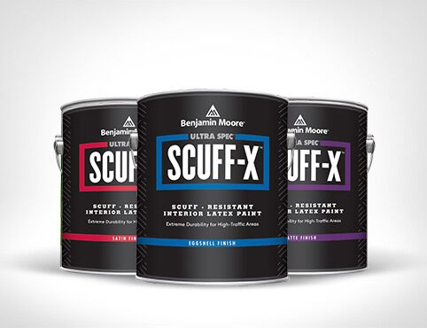 Ultra Spec® SCUFF-X®  in Eggshell, Matte and Satin