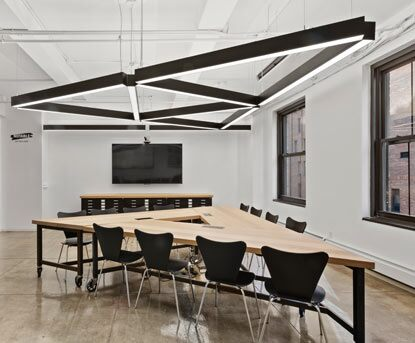Benjamin Moore Showrooms classrooms for educational events, meeting spaces, and presentations for Architects & Designers